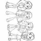 Coloring Pages For Girls (12)