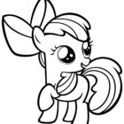 Coloring-Pages-of-My-Little-Pony1