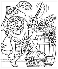 Coloring pages on Pinterest   Kids Coloring Pages, Ships and Craft …