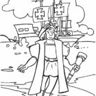Columbus Day Coloring Pages (16)