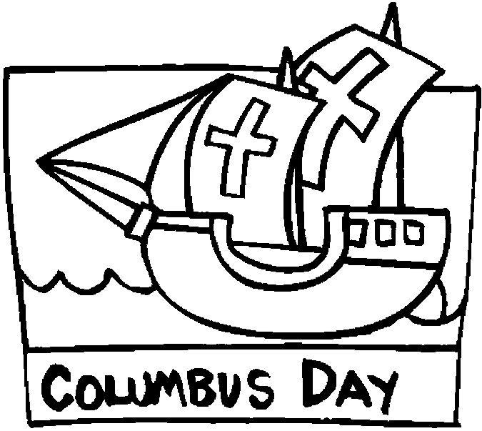 Columbus Day Coloring Pages (5)
