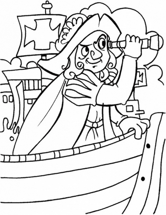 Columbus Day Coloring Pages (7)
