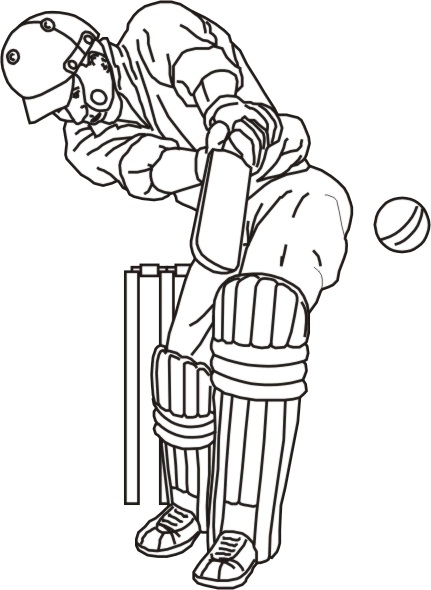 Cricket Coloring Pages