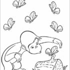 Curiose George Coloring Pages (13)