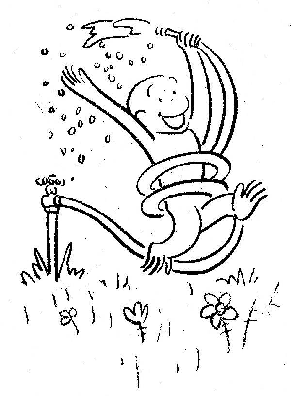 Curiose George Coloring Pages (16)