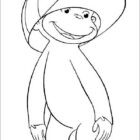 Curiose George Coloring Pages (6)