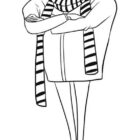 Despicable Me Coloring Pages (11)