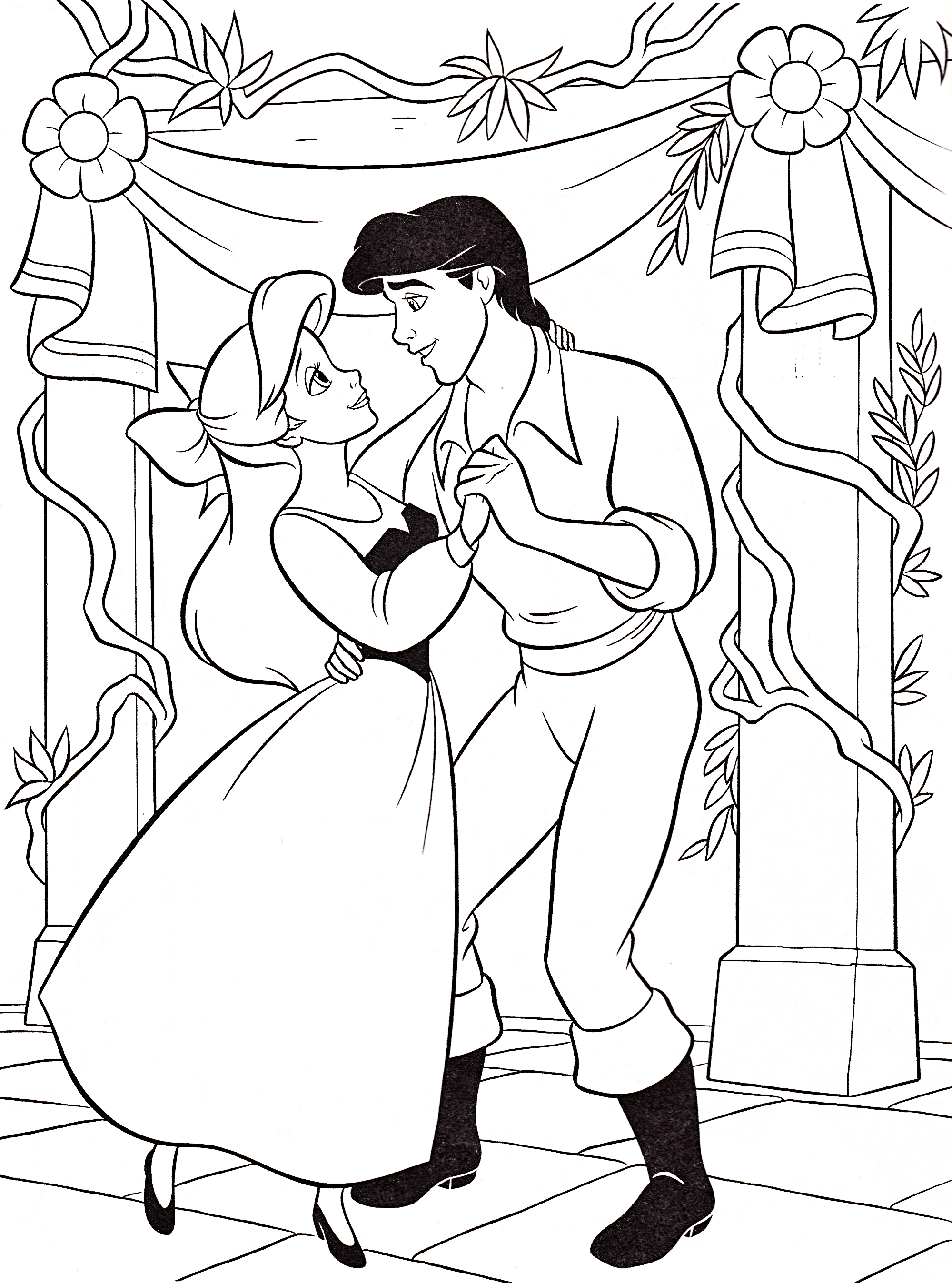Disney Coloring Pages (3)