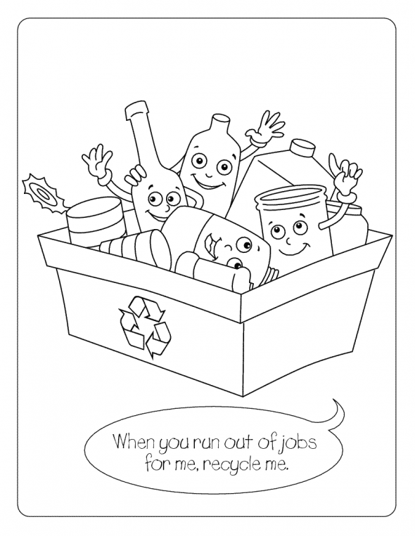 Earth Day Coloring Pages (2)