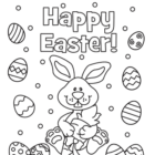 Easter Coloring Pages (2)