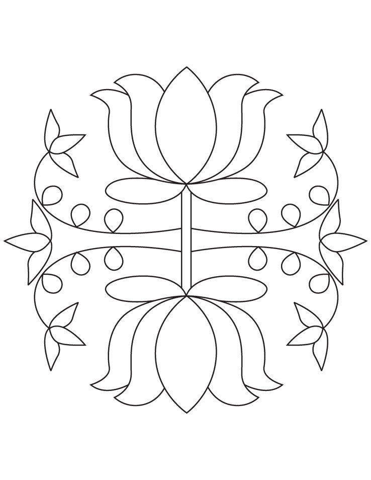 Eid Coloring Pages (13)