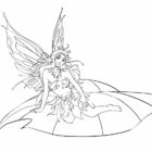 Fairies Coloring Pages (10)