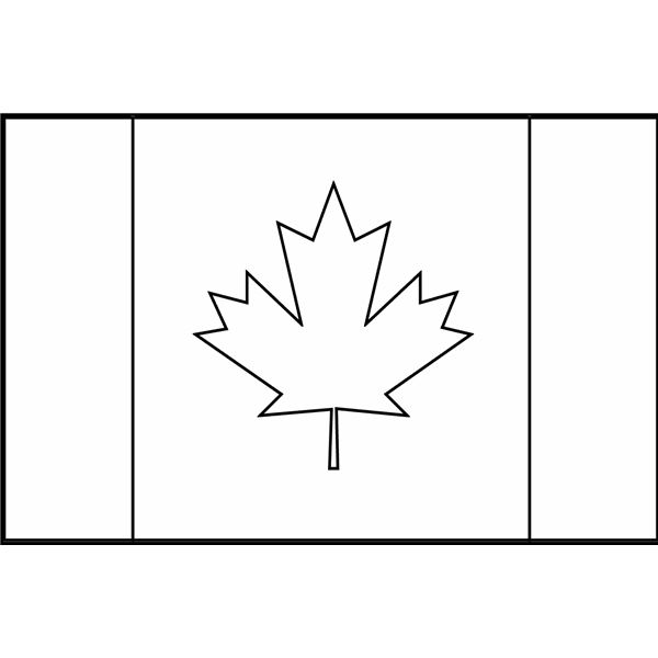 Flags Coloring Pages (11)