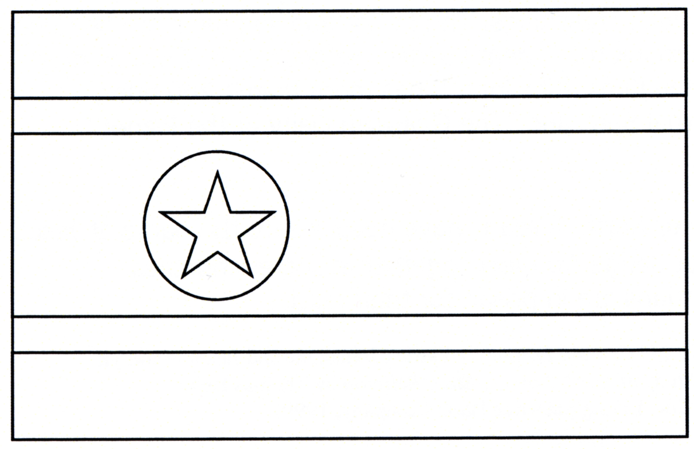 Flags Coloring Pages (14)