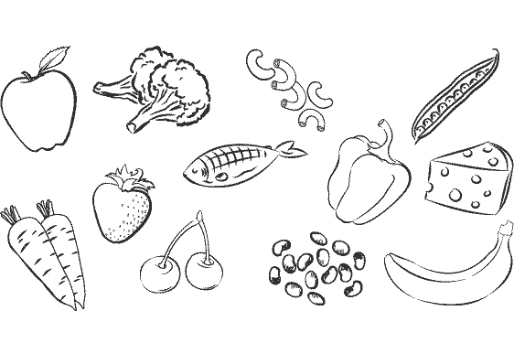 Food-Coloring-Pages3