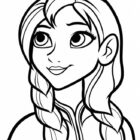 Frozen Coloring Pages (13)