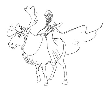 Frozen Coloring Pages (14)