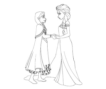 Frozen Coloring Pages (7)