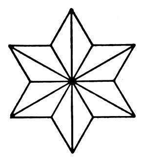 Geometric Coloring Pages (9)