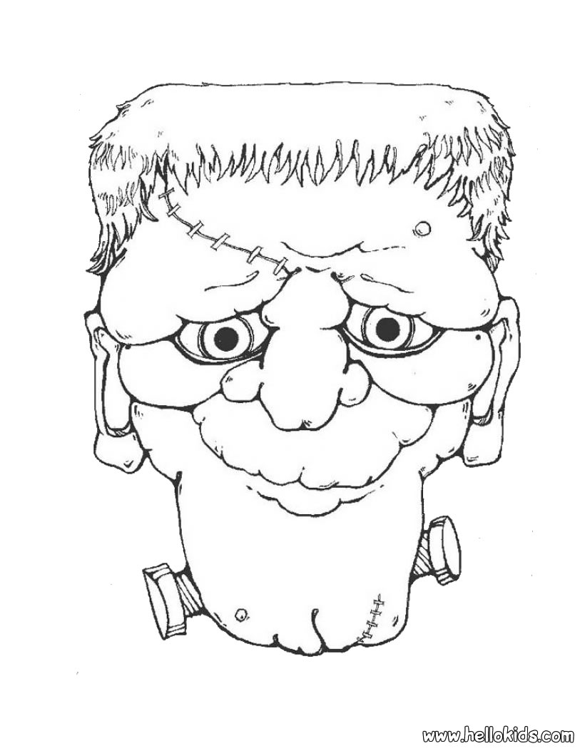 Halloween Coloring Pages (14)