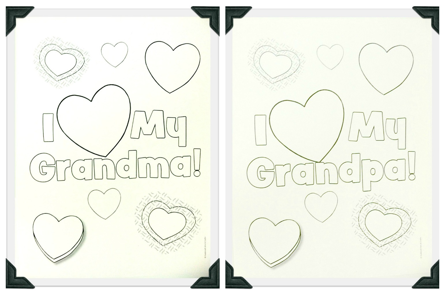 Happy Grandparents Day Coloring Pages 5 | Free Printable Coloring …