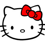 hello-kitty-coloring page