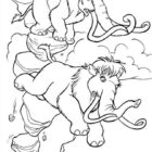 Ice Age Coloring Pages (6)