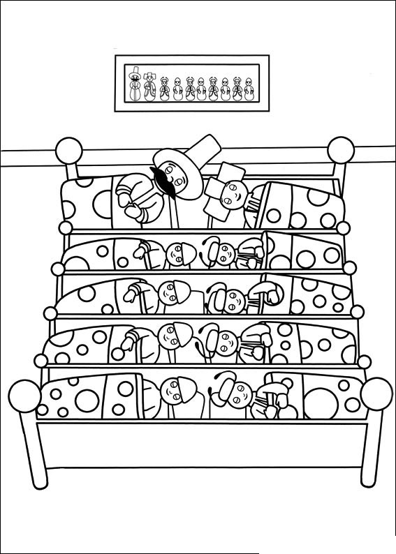 In The Night Garden Coloring Pages5 Coloring Kids
