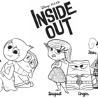 inside out coloring page dp