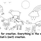 Islamic Coloring Pages (6)
