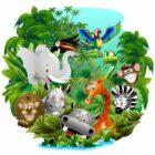 Jungle Cartoon Picture
