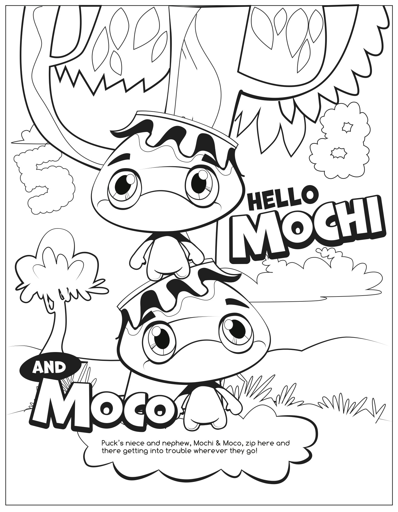 Math Coloring Pages (5)
