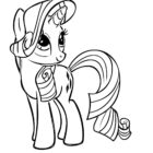 my little pony please download s my little pony coloring page on this