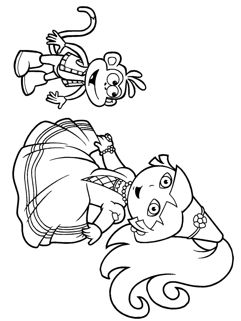 Nick Jr Coloring Pages (10) | Coloring Kids