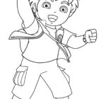 Nick Jr Coloring Pages (8)