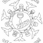 Peace Coloring Pages (15)
