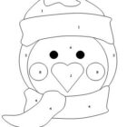 Penguin Coloring Pages (2)