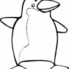 Penguin Coloring Pages (7)