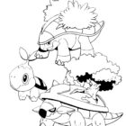 Pokemon Coloring Pages (10)