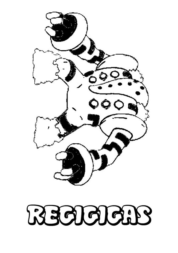 Pokemon Coloring Pages (8)