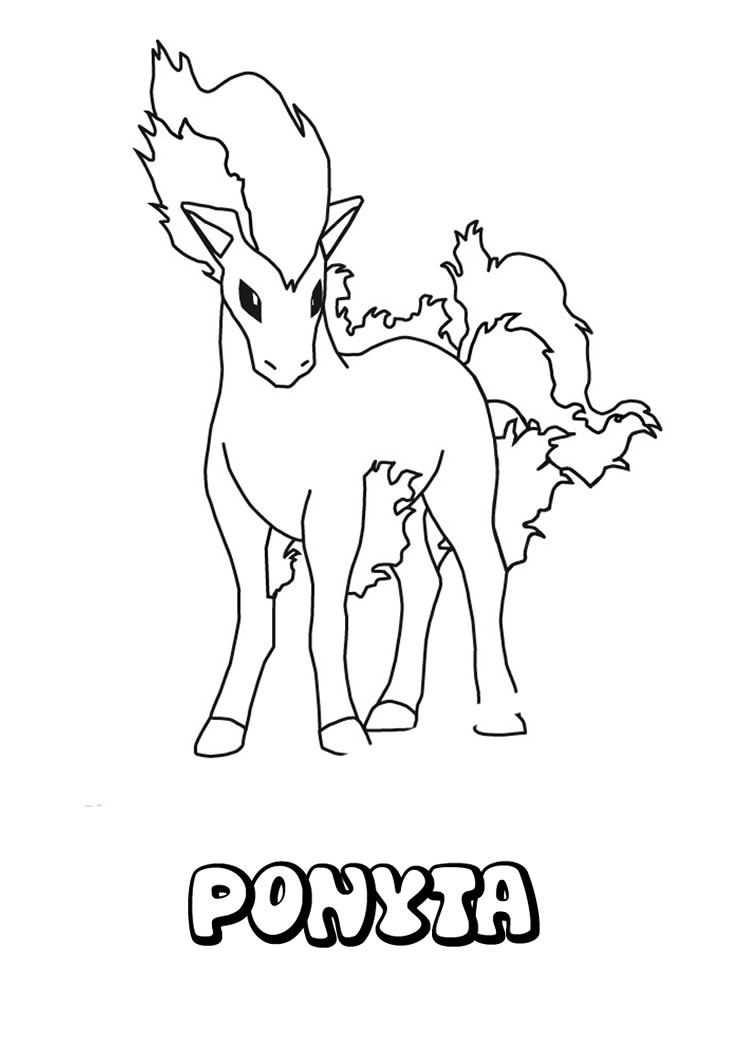 Pokemon Coloring Pages (9)