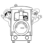 Postman Pat Coloring Pages (6)
