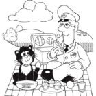 Postman Pat Coloring Pages (7)