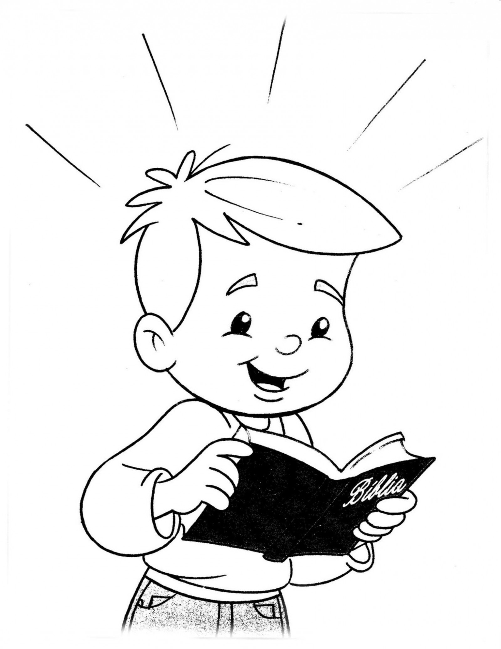 Preschool Coloring Pages (15)