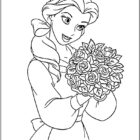 Princess Coloring Pages (1)