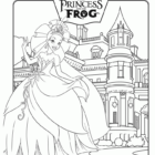 Princess Coloring Pages (5)