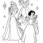 Princess Coloring Pages (6)