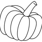 Pumpkin Coloring Pages (2)