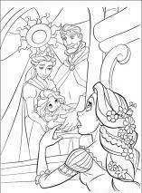 Rapunzel Coloring Pages (5)