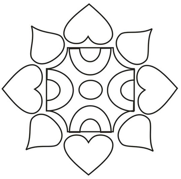 Simple Coloring Pages (10)
